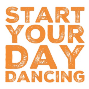 Start your Day Dancing 100 days